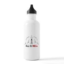 All Is Well Water Bottle