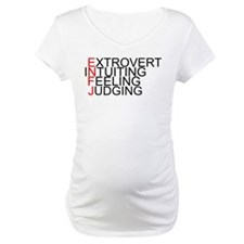 ENFJ Spelled Out Shirt