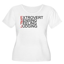 ESFJ Spelled Out T-Shirt