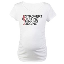 ENTJ Spelled Out Shirt