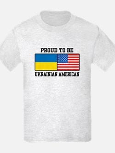 Ukrainian American T-Shirt