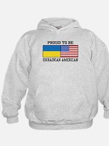 Ukrainian American Hoodie