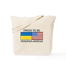 Ukrainian American Tote Bag
