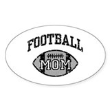 Football mom Stickers