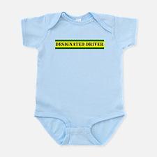 Designated Driver II Infant Creeper