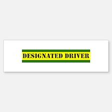 Designated Driver II Bumper Bumper Bumper Sticker