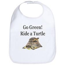 GO GREEN! Bib