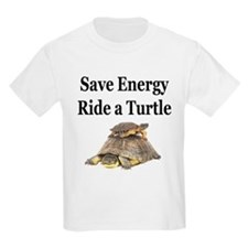 RIDE A TURTLE T-Shirt