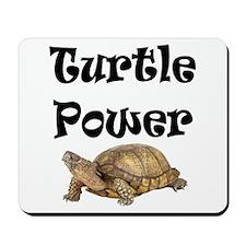 TURTLE POWER Mousepad