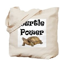 TURTLE POWER Tote Bag