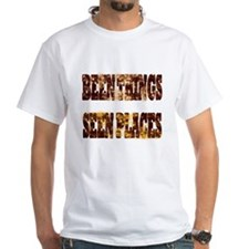 BEEN THINGS,SEEN PLACES Shirt