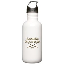 Samurai Delicatessen Water Bottle
