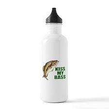 Kiss My Bass Water Bottle