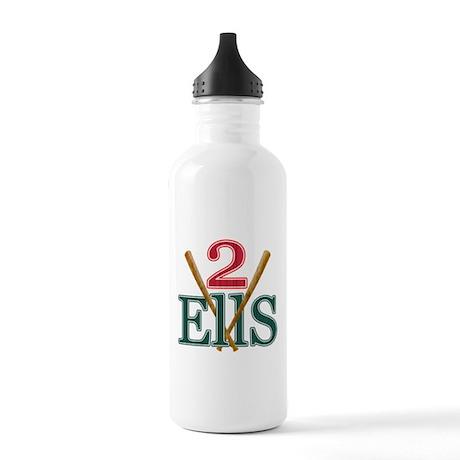 2 Ellsbury Stainless Water Bottle 1.0L