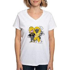 Childhood Cancer Sucks Shirt