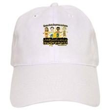 Childhood Cancer Every Child Baseball Cap