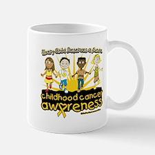 Childhood Cancer Every Child Mug