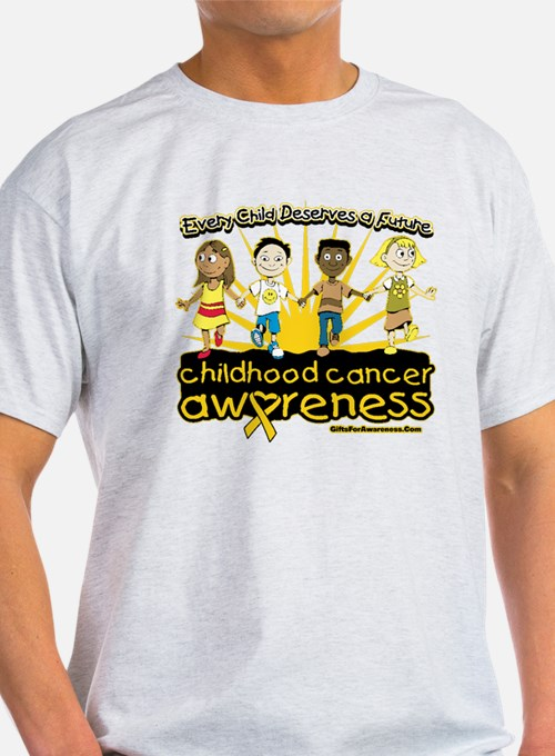 Childhood Cancer Every Child T-Shirt