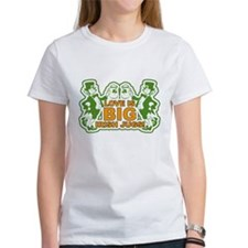 Big Irish Jugs St.Patrick's Day Tee