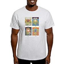Four Archangels T-Shirt