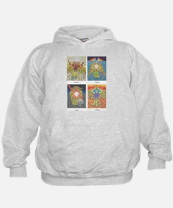 Four Archangels Hoodie
