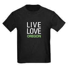 Live Love Oregon T