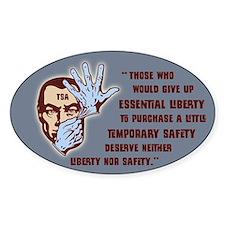 TSA - Liberty Decal