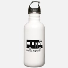 Unique Rv there yet Water Bottle