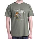 Haley: Sneak Attack... Color T-Shirt
