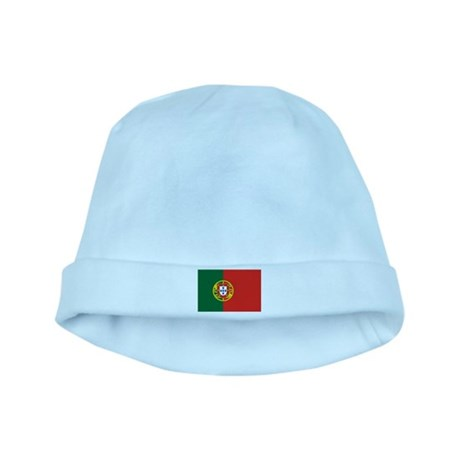 Portugal baby hat