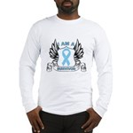 I'm a Survivor Prostate Cance Long Sleeve T-Shirt