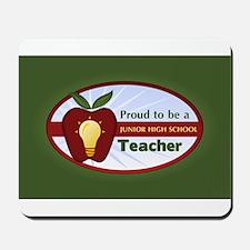 Jr High Teacher Mousepad