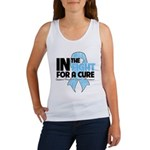 In The Fight Prostate Cancer Women's Tank Top
