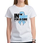 In The Fight Prostate Cancer Women's T-Shirt