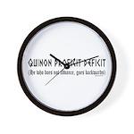 Quinon Wall Clock