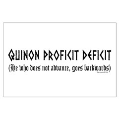 Quinon Posters