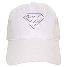 Super Stencil Z Baseball Cap