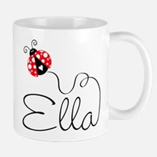 Ladybug Ella Mug