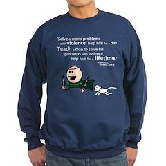 Belkar: Violence... Sweatshirt