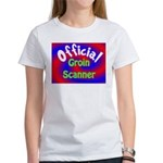 Groin Scanner Women's T-Shirt