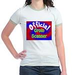 Groin Scanner Jr. Ringer T-Shirt