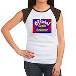 Groin Scanner Women's Cap Sleeve T-Shirt