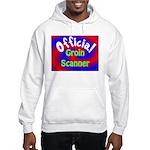 Groin Scanner Hooded Sweatshirt
