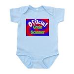 Groin Scanner Infant Bodysuit