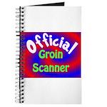 Groin Scanner Journal
