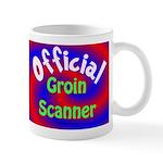 Groin Scanner Mug