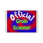 Groin Scanner Rectangle Magnet