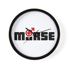 Unique Murse Wall Clock
