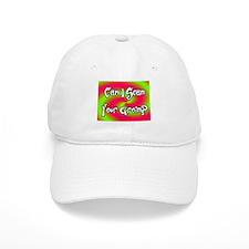 Scan Your Groin Baseball Cap