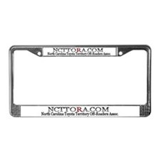 NCTTORA License Plate Frame